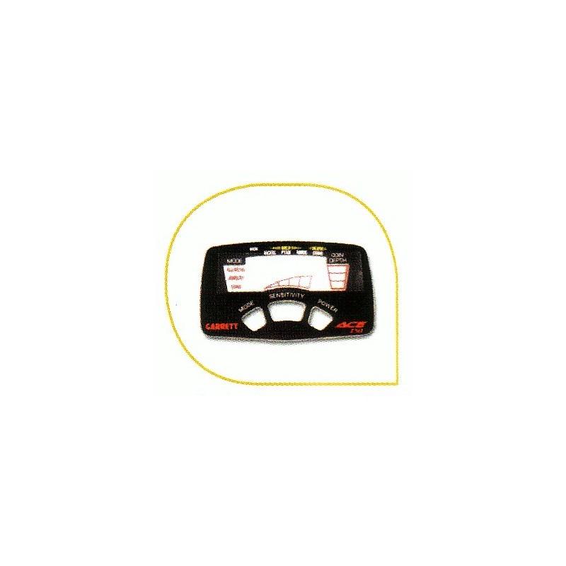 image: autocollant de façade pour ACE 150