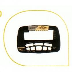 image: auto-collant de façade pour détecteur GARRETT AT gold