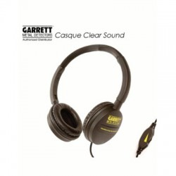 image: Casque GARRETT clear sound