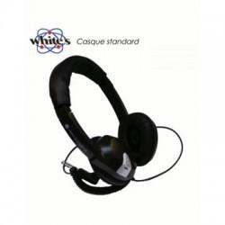 image: Casque standard White's
