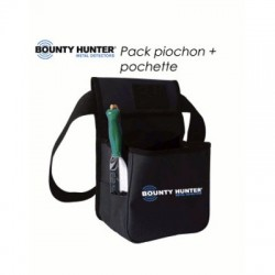 image: Pack piochon + pochette à trouvailles Bounty Hunter