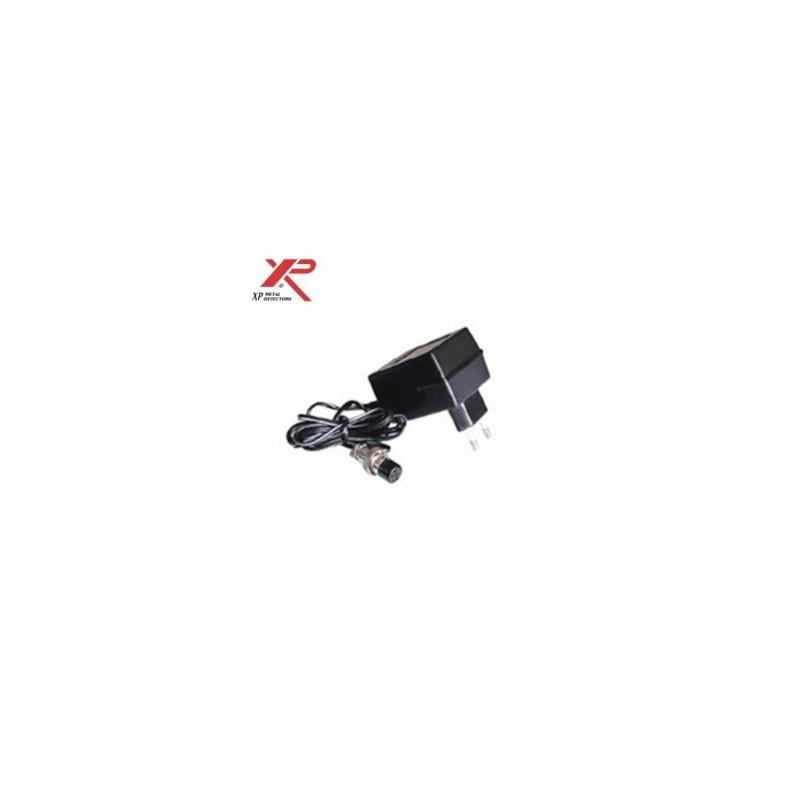 image: Chargeur batterie XP 12 Volts pour detecteur de metaux XP