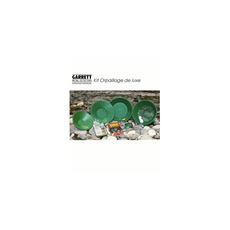 image: Kit de luxe orpaillage Garrett
