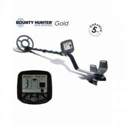 image: Detecteur de metaux Bounty Hunter Gold