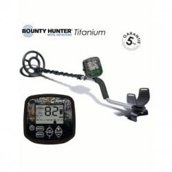 image: Detecteur de metaux Bounty Hunter Titanium