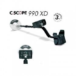 image: Detecteur de metaux CSCOPE CS 990 XD