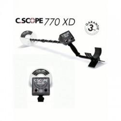 image: Detecteur de metaux CSCOPE CS 770 XD