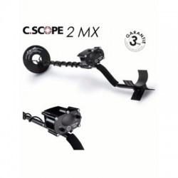 image: Detecteur de metaux CSCOPE CS 2 MX