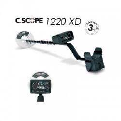 image: Detecteur de metaux CSCOPE CS 1220 XDro