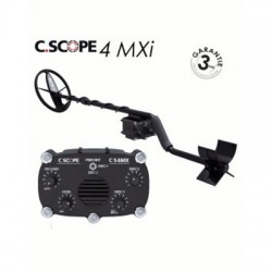 image: Detecteur de metaux CSCOPE CS 4 MXi