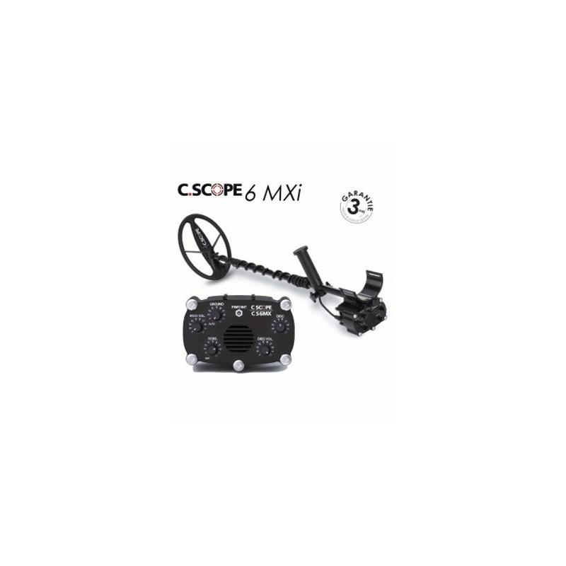 image: Detecteur de metaux CSCOPE CS 6 MXi