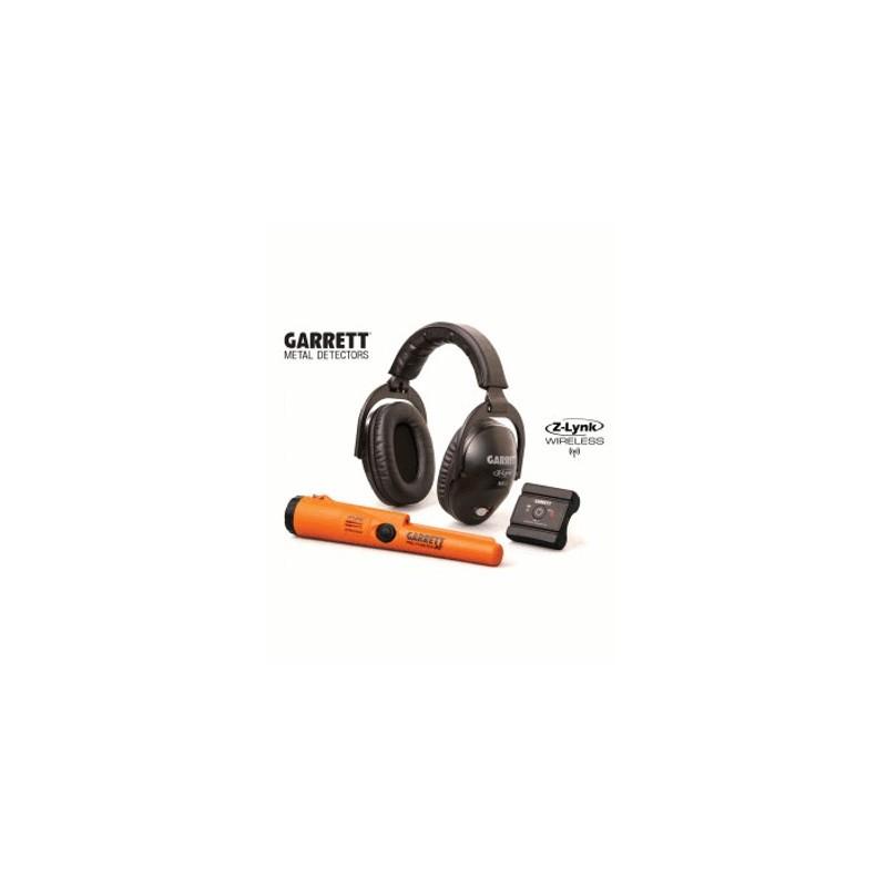 image: Kit casque sans fil MS3 avec transmetteur Z-Lynk et Pro Pointer