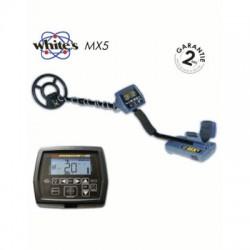 image: Détecteur de Métaux White's MX5