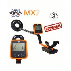 image: Détecteur de Métaux White's MX7