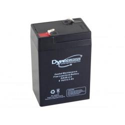 Batterie 6V-4.5Ah...