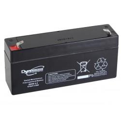 Batterie 6V-3.2Ah...