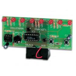 kit Chenillard à LEDS MK 107