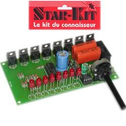 kit Chenillard 8 Voies SK026