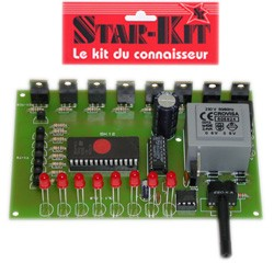 kit Chenillard programmable...