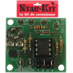 kit 9 bruitages electroniques