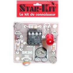 kit détecteur de verglas