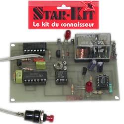 kit détecteur de fumée