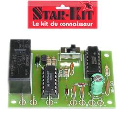 kit détecteur de niveau...