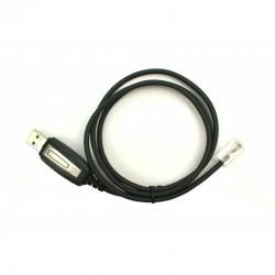 CRT 2000 : cable de Prg USB