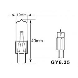 240V 120W Lampe GY6.35