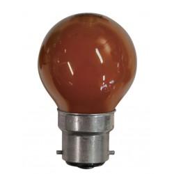 Lampe de couleur ROUGE B22...