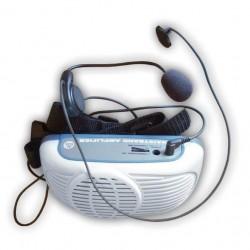 Amplificateur portable de...