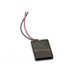 Cellule Solaire 0.5V 800mA