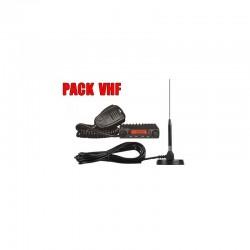 PACK CRT VHF ou UHF SPACE +...