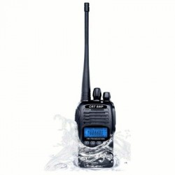 image: Talkie-walkie VHF  CRT 8WP étanche IP67