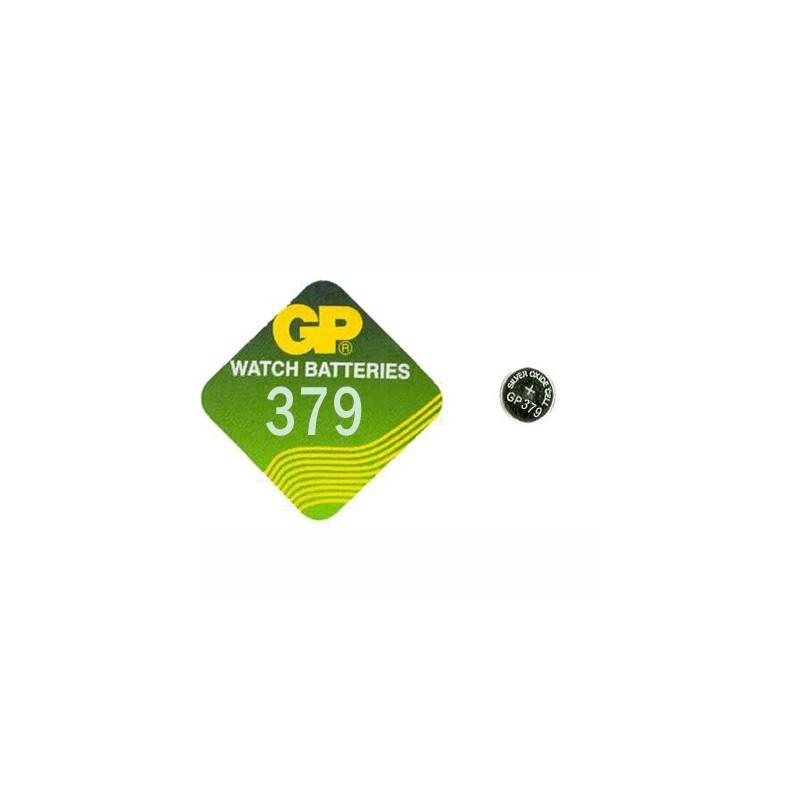 image: Pile bouton oxyde d'argent SR379