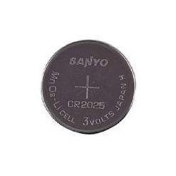 image: Pile bouton au lithium CR2025
