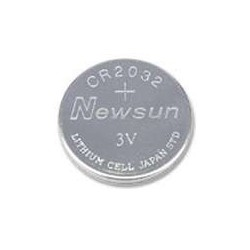 image: Pile bouton au lithium CR2032
