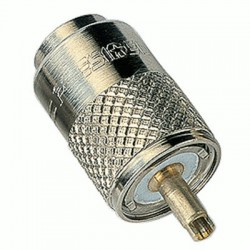 image: Fiche PL 9 pour cable 11m/m